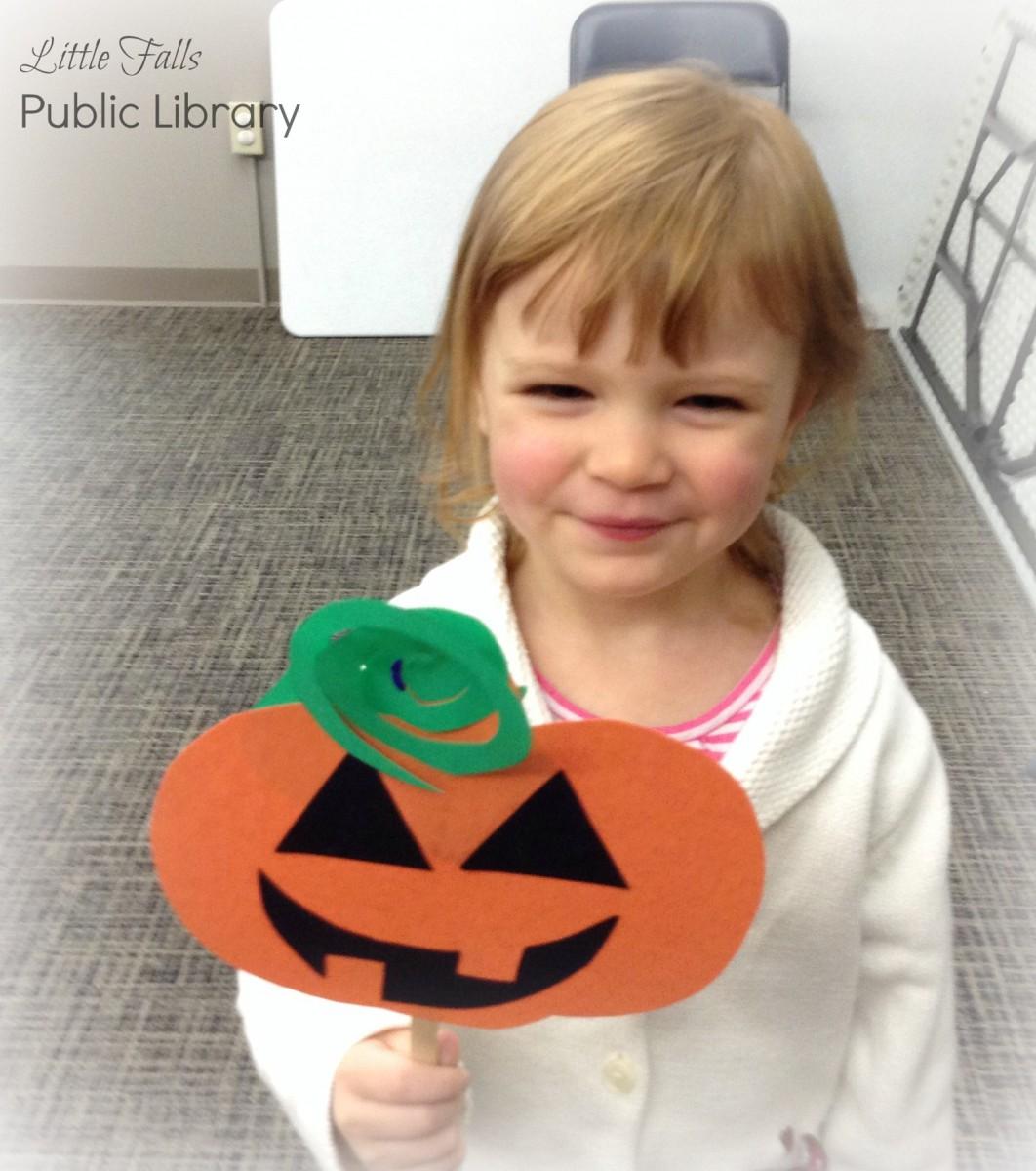 Story Time - Pumpkins - Kids