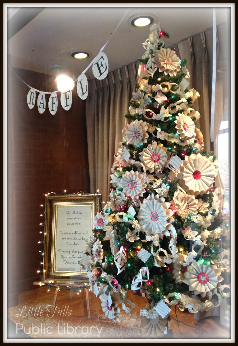 Christmas Tree Raffle