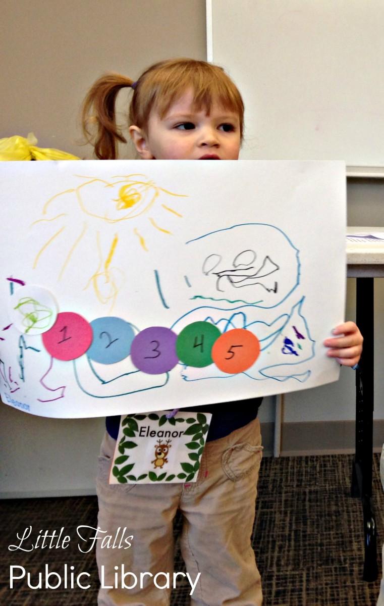 Growing Readers Caterpillar