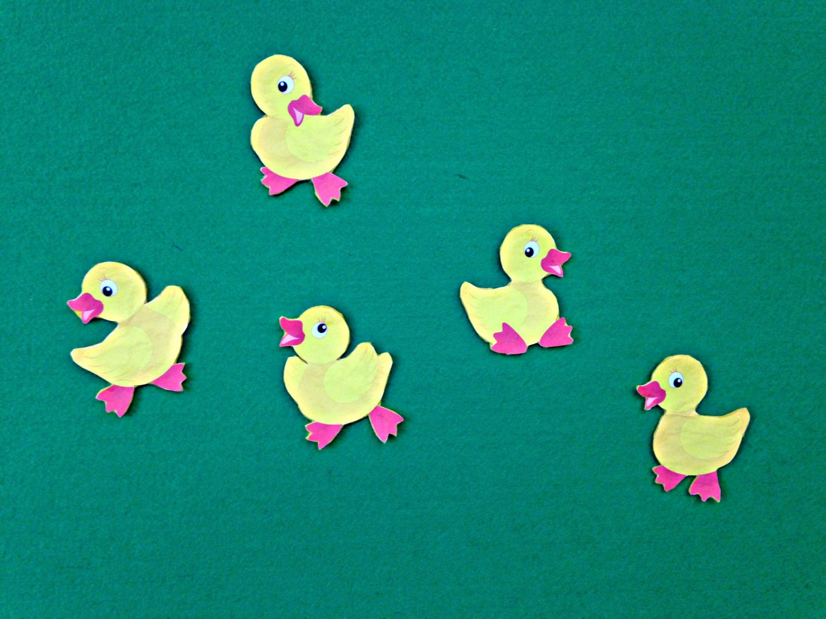 Flannel Ducks