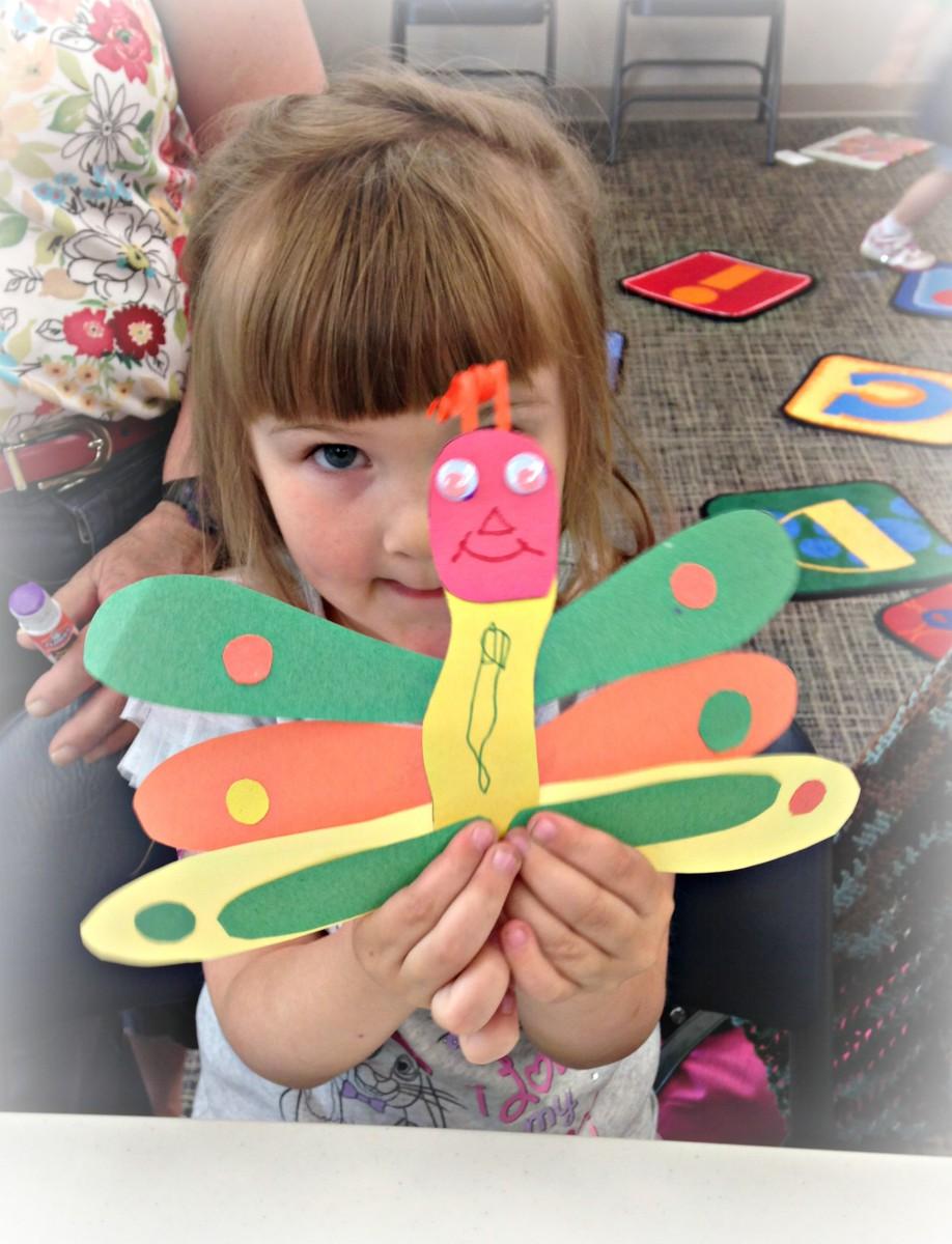 Butterfly Kids 6