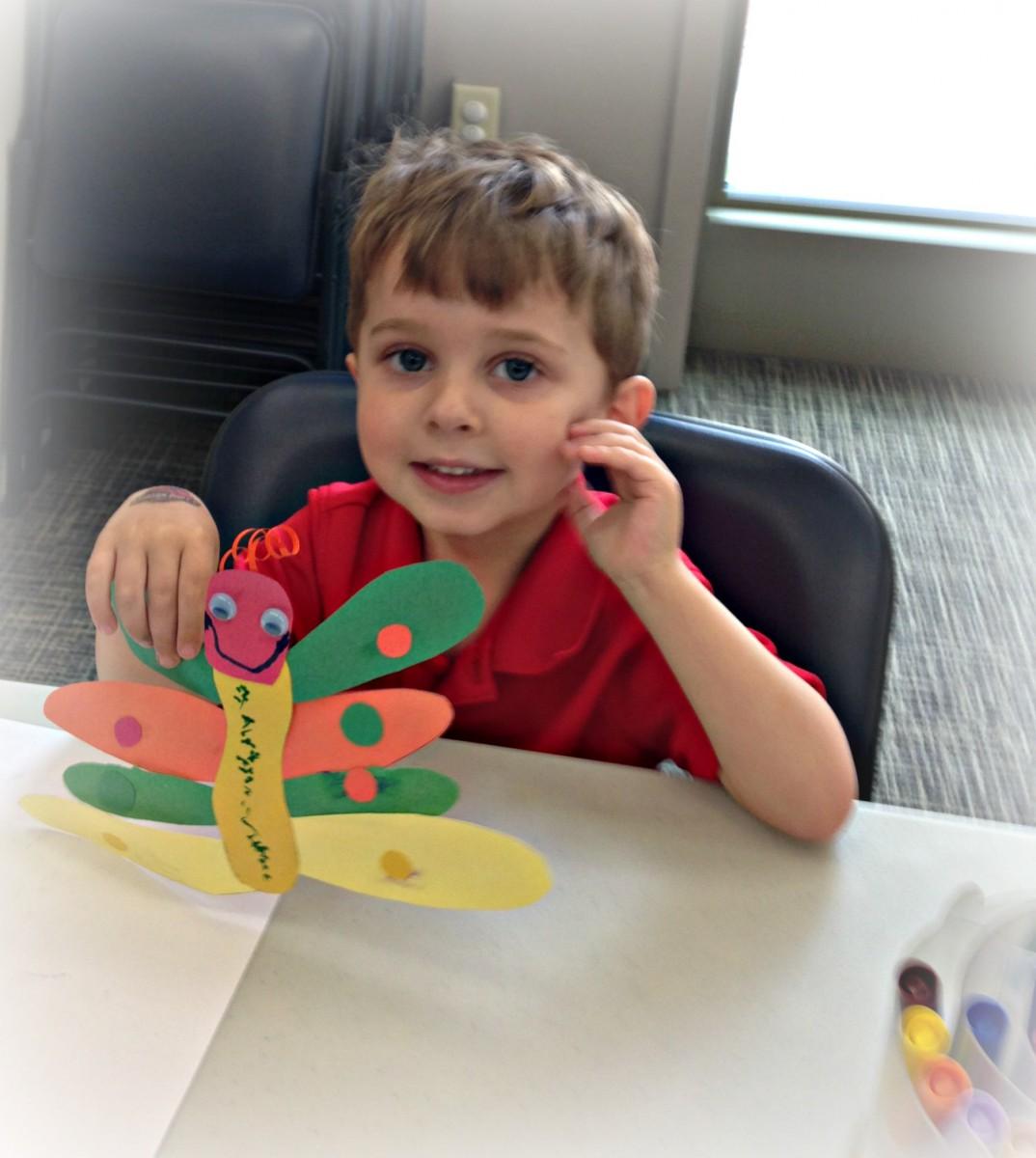 Butterfly kids 2
