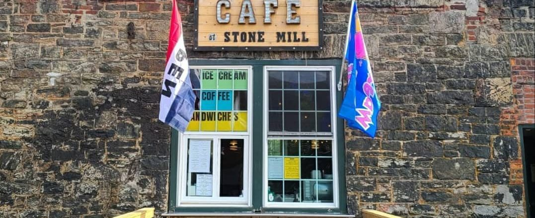 cafe at stone mill