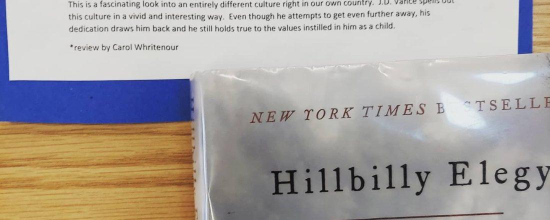 staff picks hillbilly