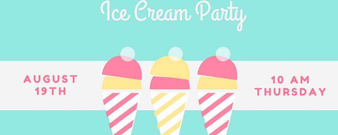 ice cream storytime